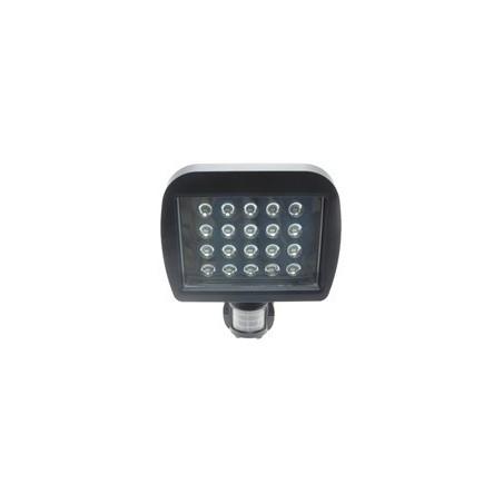 Projektørlampe med bevægelsessensor
