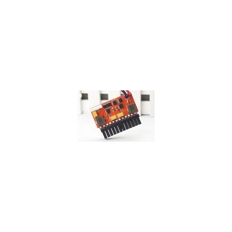 200 Watt ATX PICO-strømforsyning, P4 stik 12-24VDC