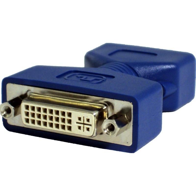 DVI til VGA omformerstik