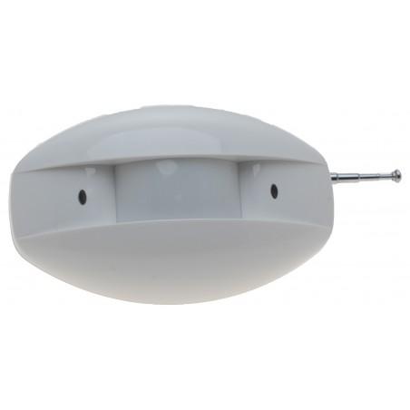 PIR sensor-føler til gardiner (tyverialarm)