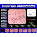 Mikroskop til hudanalyse med specialsoftware til analyse af hud