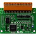 8 digitale ind- og udgange Udvidelsesmoduler til L-CON-LOG serien