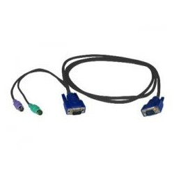 PS2 KVM kabel 1,8 meter