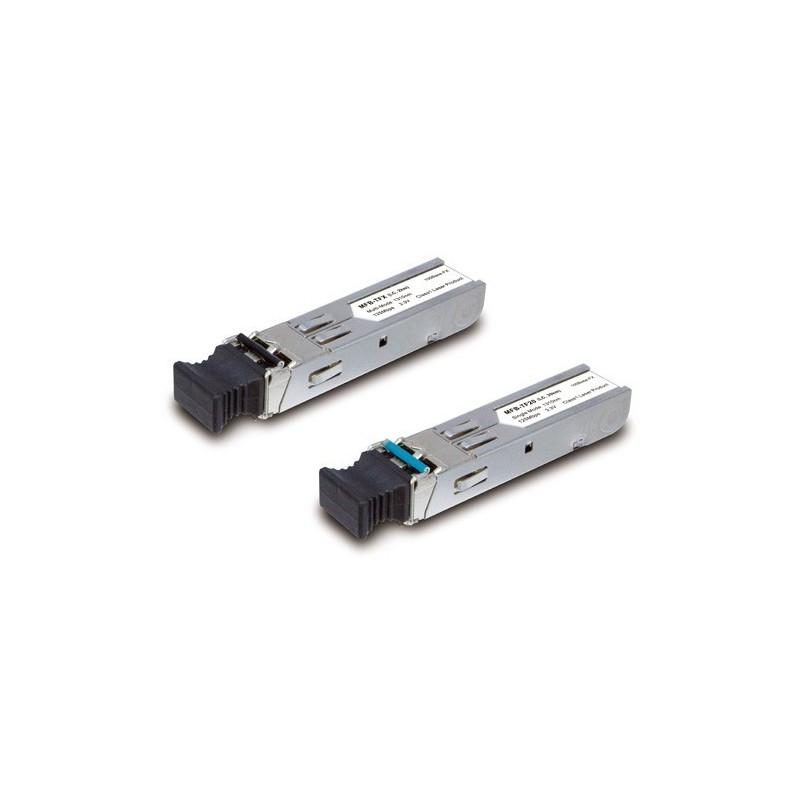 100Base-FX SFP Transceiver, SINGLEMODE 20km