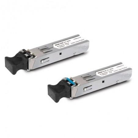 SFP transceiver 1000Base-LX, SM, LC, 10km