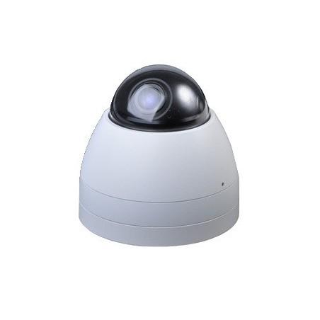 1 megapixel IP dome kamera med IR