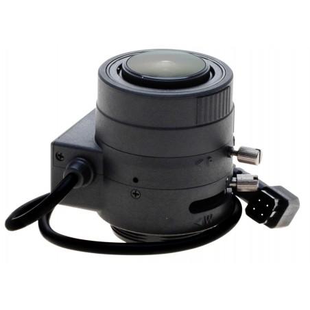 Objektiv, 3,5-8,0 mm, 1.3MP 720P IR, automatisk blænde