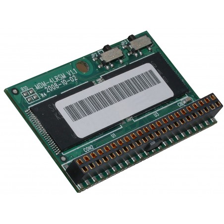 "32GB DOM, 2½"", 44pin, vandret, højre"
