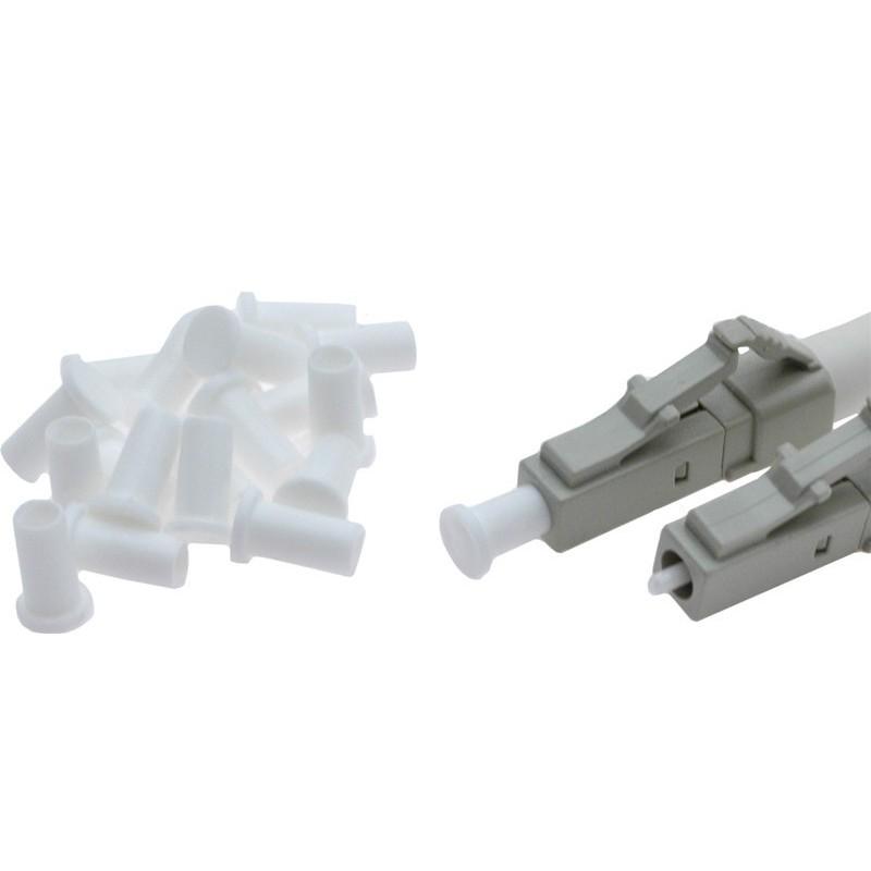 Støvhætte til LC-fiberstik