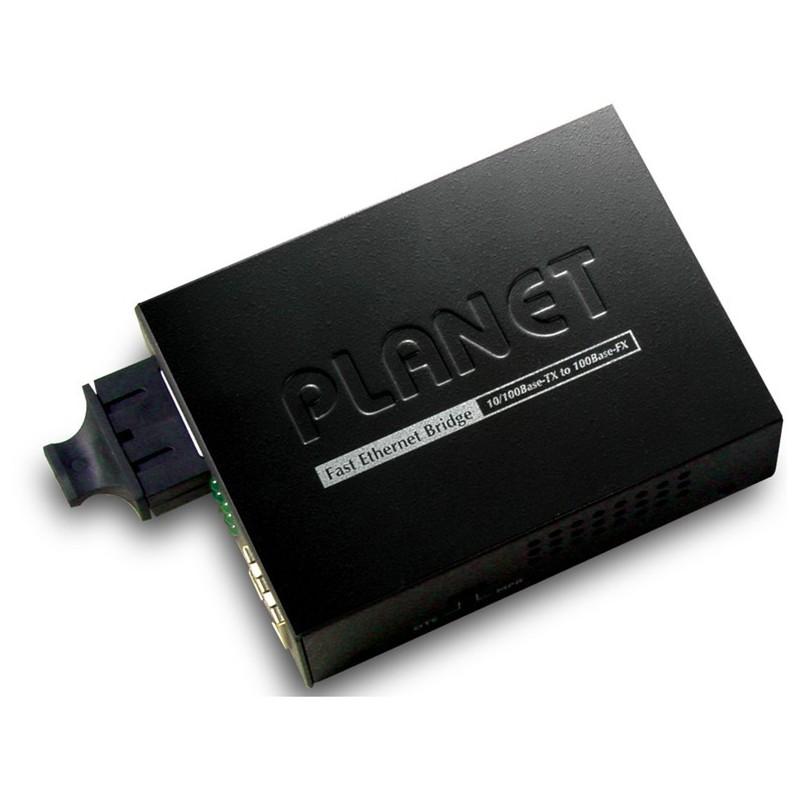 Ethernet til singlemode fiber konverter
