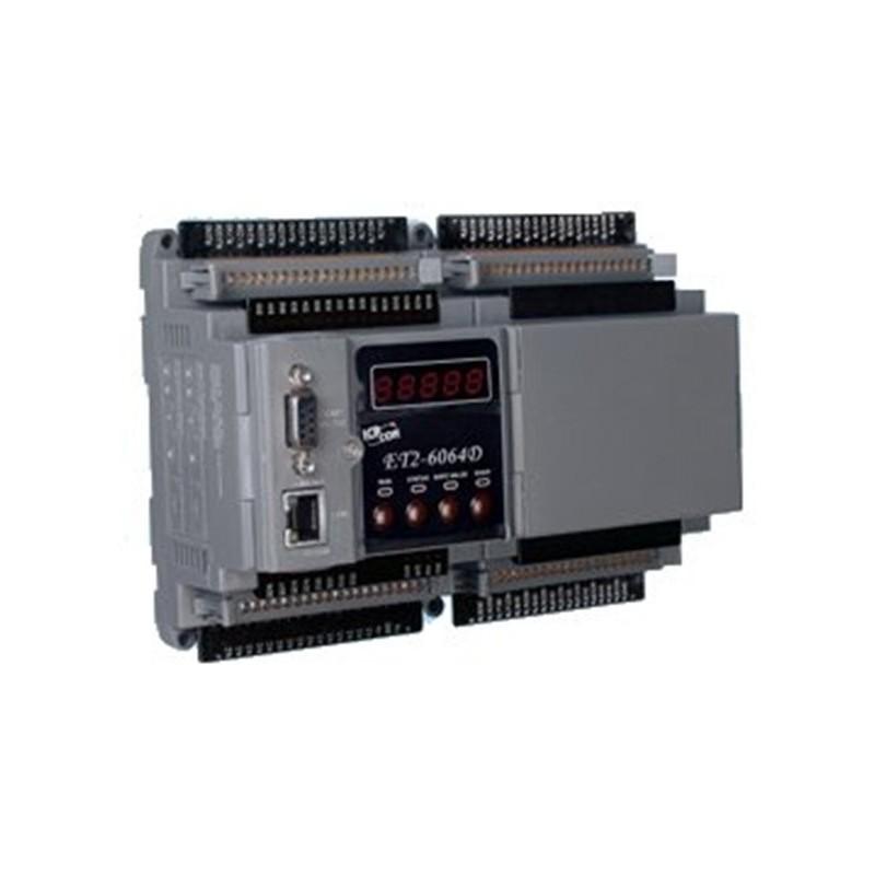 Ethernet modul med 24 relæ ud