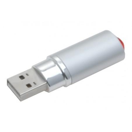 Trådløs IrDA-interface til USB-porten. Infrarød kommunikation