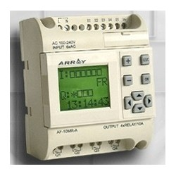 Programmerbar mini PLC for DIN-skinne montering