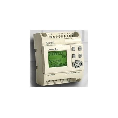 Programmerbar mini PLC til DIN-skinne
