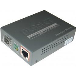 Ethernet t.fiber konverter,POE