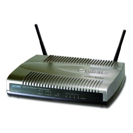 VDSL2 router med WiFi over 2-wire - bryd 100 meters grænsen...