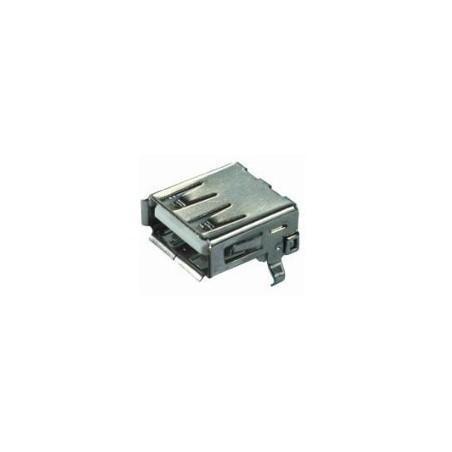 Løst USB A hun stik til print-montering
