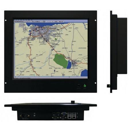 """12"""" Panel PC • IP65 tæt - godkendt til maritimt brug"""