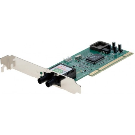 100 Mbit PCI lysleder netkort
