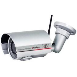 Udendørs IP trådløst Bulletkamera 5MP IR, High Line