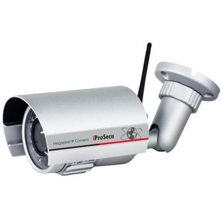 Udendørs IP Wifi/LAN Bullet kamera 5MP IR, High Line