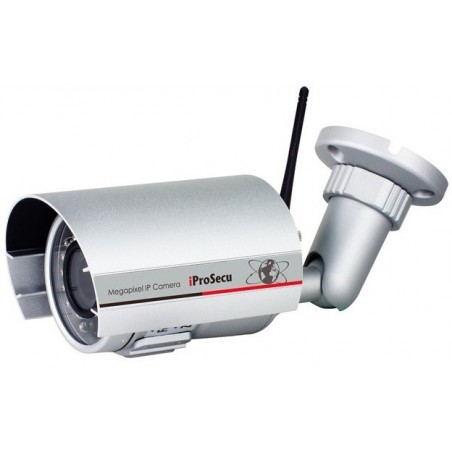 Udendørs IP Wifi/LAN Bullet kamera 2MP IR, High Line