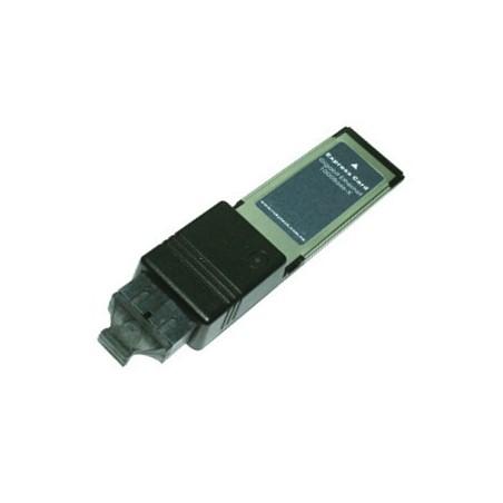 ExpressCard med fiber Ethernet