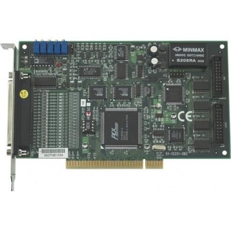 Adlink PCI-9112. 16 kanals A/D dataopsamling, 12 bit, 16 D/I og DO, PCI