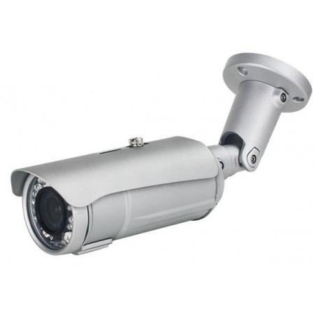 Udendørs IP PoE Bullet kamera 2MP IR, High Line