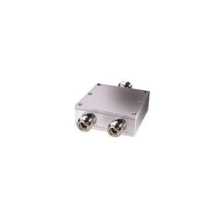 RF Power Splitter, 5 - 2500MHz, 3 x N hun, circulator type