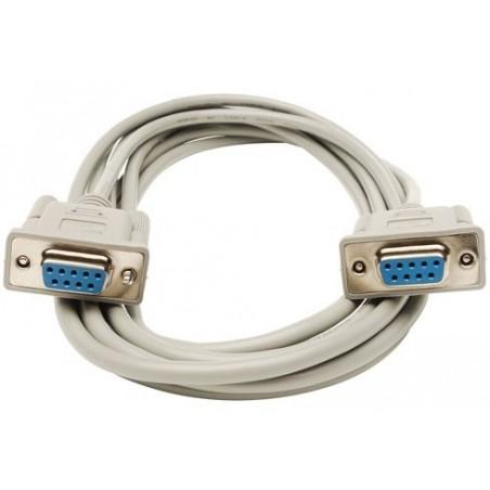RS232 seriel DB9 kabel, hun-hun