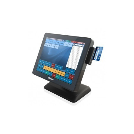 "Demo model 15""TFT Blæserløs Touch POS PC"