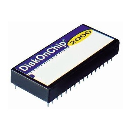 "Restsalg: 192MB ""DiskOnChip"" flash chip"