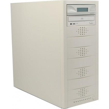 Restsalg: Kompl. NAS server t.HDD, CD, DVD