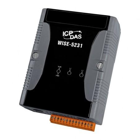 Intelligent Industriel Controller med datalogger. Web-based multifunction IIoT controller til ICPDAS moduler