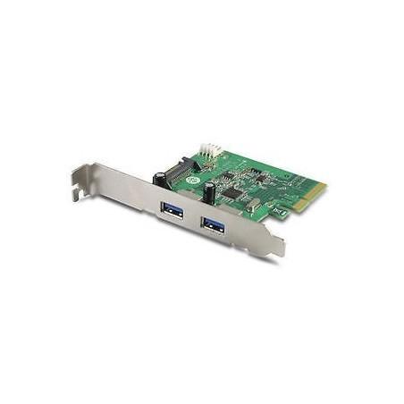 2 x USB3.1, PCI Express