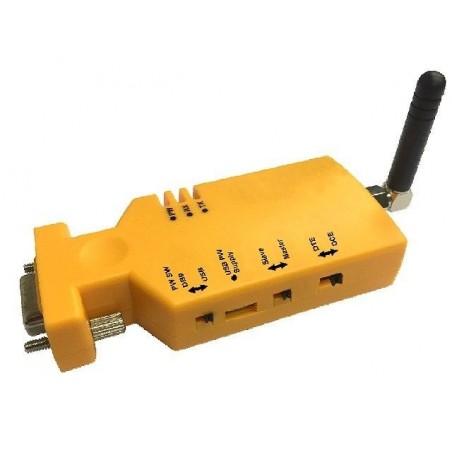 Trådløs RS-232 forbindelse via UHF 433 MHz