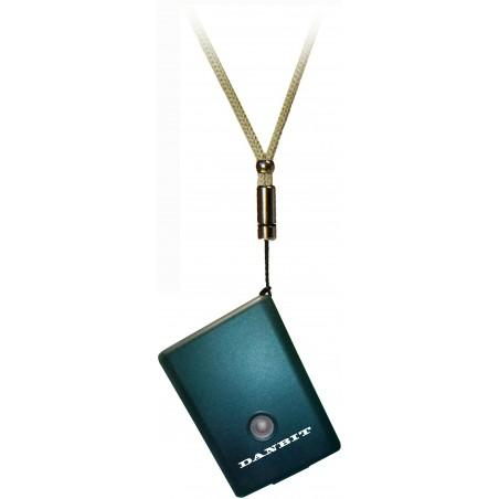 GPS tracker uden SIMkort med 1430mA batteri