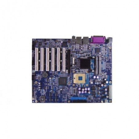 Bundkort sokkel 479, Core duo/solo, 6 x PCI, industriel motherboard