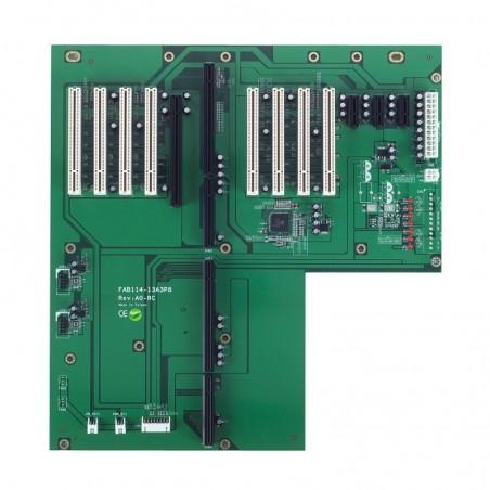 Passivt backplane PICMG1.3 BUS13, 3 x PCIE,1 x PCIE16, 8 x PCI