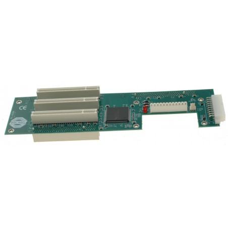 Backplane PICMG1.0 BUS-kort til 2U, 5 x PCI, 1 x PICMG