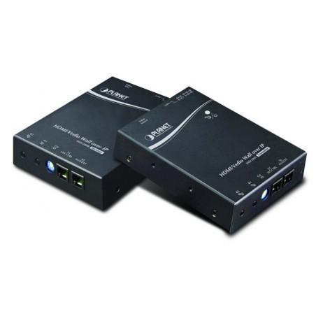 HDMI modtagerboks over LAN netværk - IP Multi cast