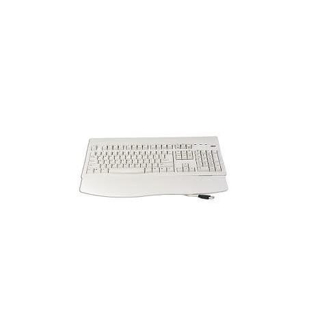 Restlager: Keyboard USB med indbygget HUB