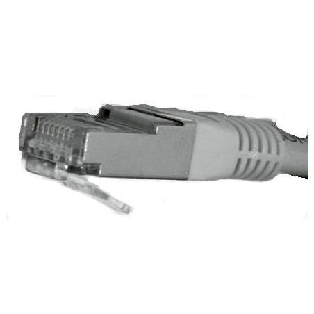 Restlager: RJ45 kabel, grå, CAT5, UTP