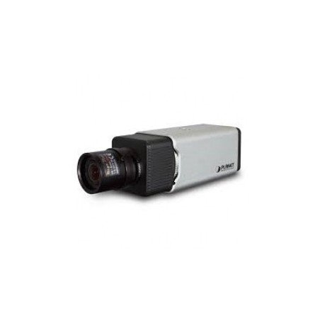 """5 MP IP kamera H.264 / MPEG-4 og M-JPEG opløsning op til 2592 x 1944 """"Restlager: 5 megapixel bokskamera"""