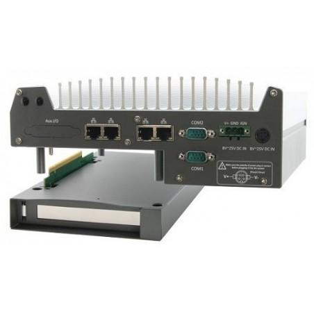 Industri PC med 5 x Gigabit netværk