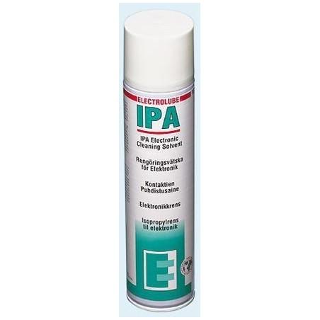 Præcisionsrensemiddel og affedtningsmiddel, 400 ml, IPA opløsningsmiddel