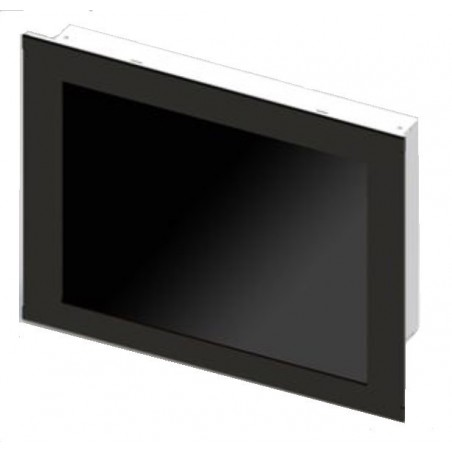 "17"" industriel TFT LCD monitor med touch"