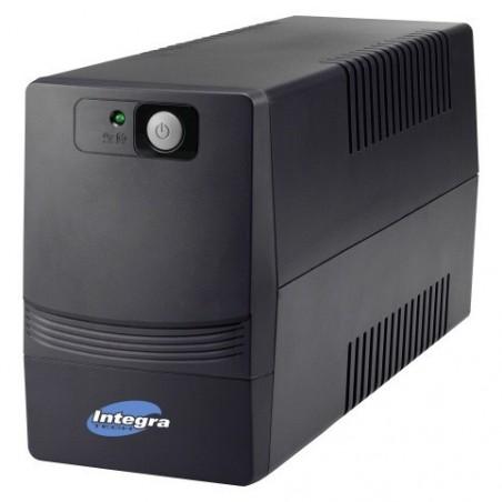 650VA 360W, UPS, nødstrømforsyning 110-120VAC inkl. batteri