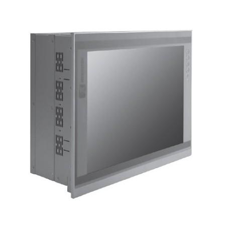 "17"" Panel PC til i3/i5/i7 Intel LGA1155, 2 x PCI Udvidelse"